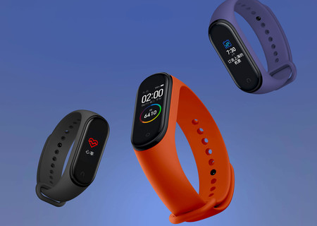 Miband4color