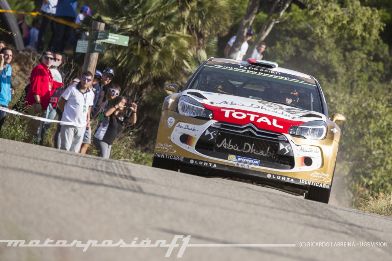 Foto de WRC - Rally de Catalunya 2014 (285/370)