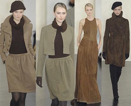 Ralph Lauren en la Semana de Nueva York Otoño-Invierno 2007/2008