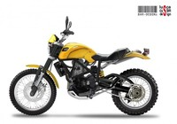 Ducati Scrambler prototipos by Luca Bar Design