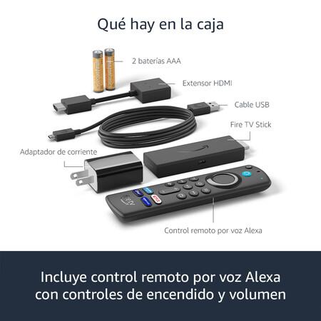 Nuevo Amazon Fire TV Stick disponible en México