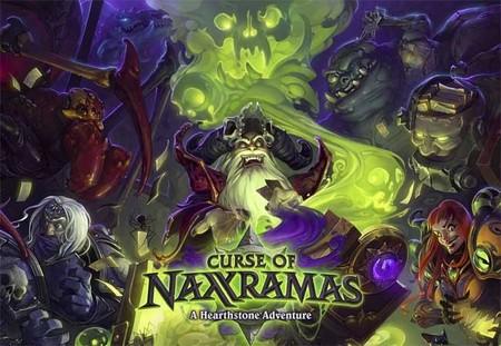 La campaña de Hearthstone llegará  en julio. Aquí tenéis algunas cartas de Curse of Naxxramas
