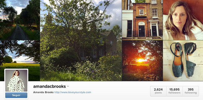 Las it girls de instagram parte i for Amanda brooks instagram