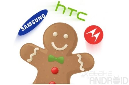 Gingerbread Comes to Samsung Galaxy S, HTC ThunderBolt and Motorola Atrix