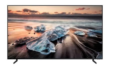 Los televisores Samsung QLED 8K desembarcan en España