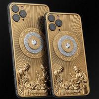 Este iPhone navideño con oro y diamantes cuesta más de 140.000 dólares