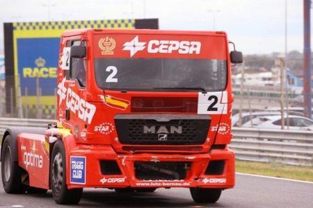Donington abre la temporada del Europeo de Camiones