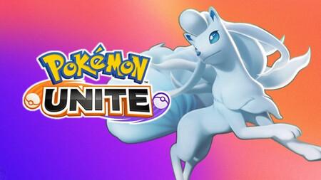 Guía de Ninetales en Pokémon Unite: daño y congelación a partes iguales