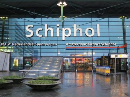 Schiphol Airport Exterior