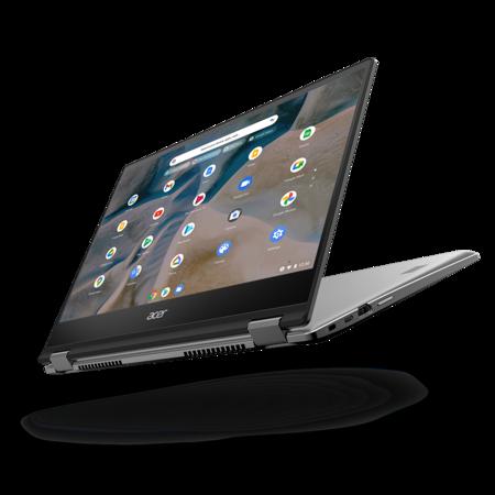 Un Chromebook con vocación profesional: Acer presenta su Acer Chromebook Spin 514