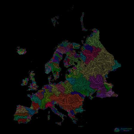 Rios De Europa