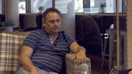 Curro Rueda, CTO de Genera Games durante la entrevista realizada en las oficinas de la compañía