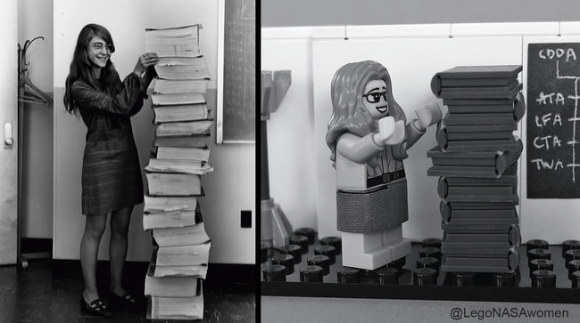 Lego Nasa Women 12