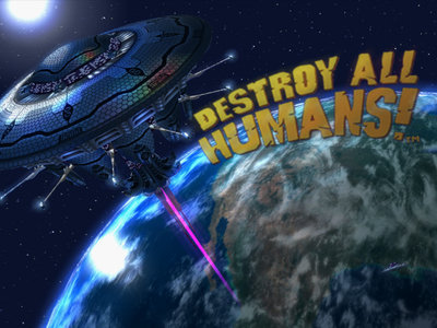 Destroy All Humans, el clásico de PS2 invade la PlayStation Store con una versión para PS4