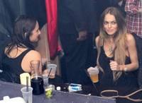 Lindsay Lohan no llega a fin de mes