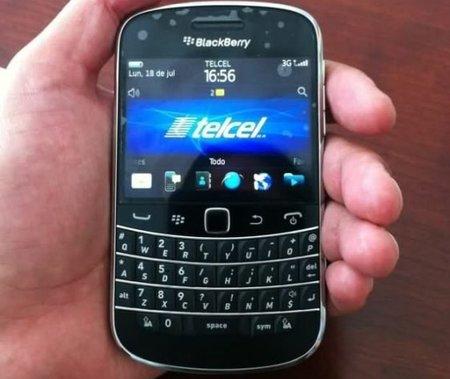 Blackberry Bold 9900 en México