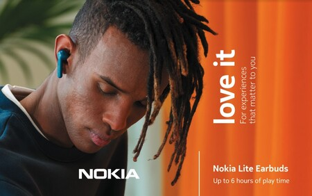 Nuevos Nokia Lite Earbuds: ligeros, con Bluetooth 5.0 y hasta 36 horas de autonomía incluyendo la caja de transporte