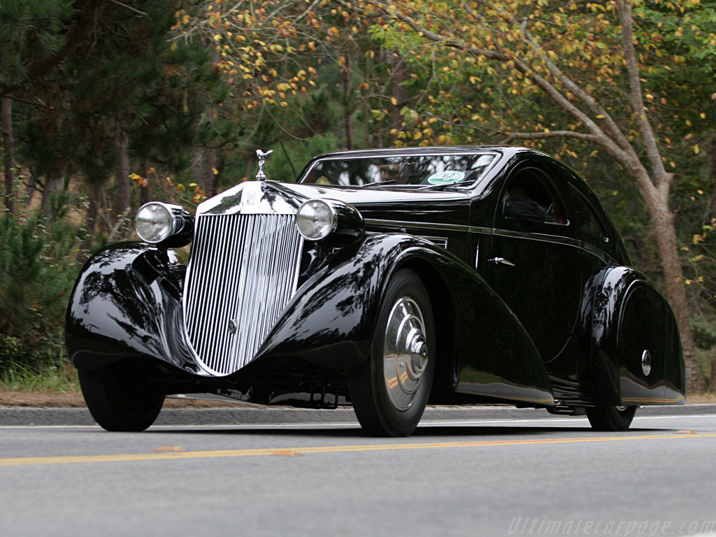Foto de Rolls-Royce Phantom I Aerodynamic Coupe (10/14)