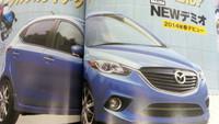 ¿Eres tú, Mazda2?