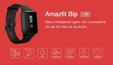 Amazfit Bip Lite