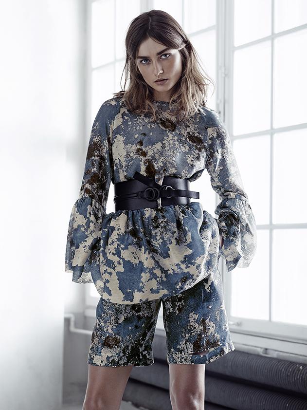 H&M Conscious Primavera 2014 con Amber Valletta