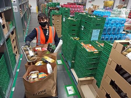 Amazon Fresh desembarca en España con entrega de frescos en el mismo día para clientes Prime