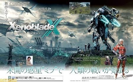 Xenoblade Chronicles X Podria Necesitar Hasta 300 Horas Para Ser Completado 00