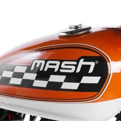 Foto 9 de 10 de la galería mash-seventy-125 en Motorpasion Moto