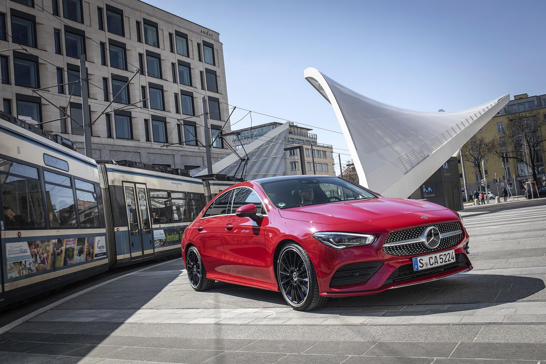 Foto de Mercedes-Benz CLA Coupé 2019, toma de contacto (240/248)