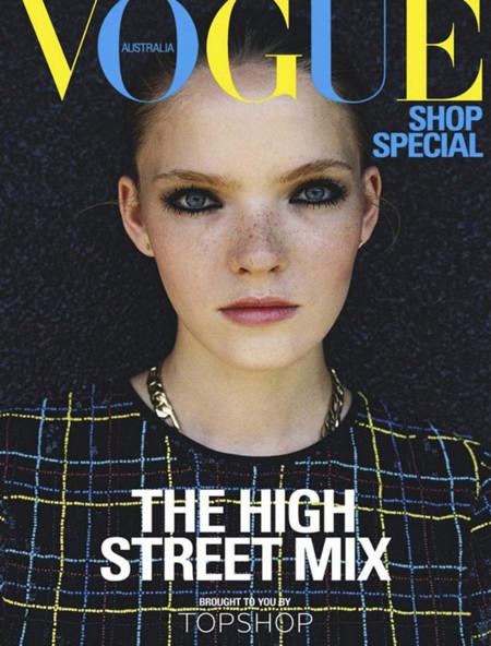 Vogue Australia septiembre 2013
