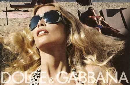 Campaña Dolce & Gabbana Crucero 2009