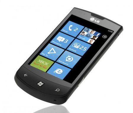 LG Optimus 7, otro Windows Phone 7 que da la cara