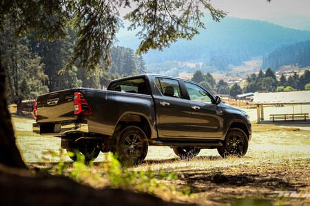 Toyota Hilux 2021 Opiniones Prueba Precio Mexico14