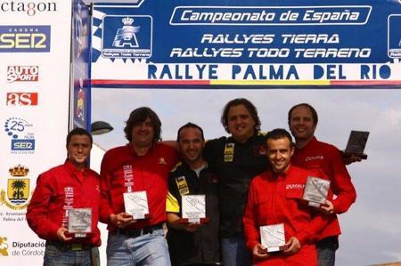 Oscar Fuertes comienza ganando en Palma del Rio