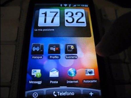 Nuevos vídeos sobre HTC Desire: Android 2.2 Froyo con HTC Sense y vídeos grabados a 720p