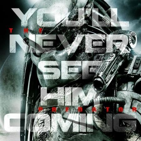 'The Predator', teaser póster de la nueva película de la franquicia 'Depredador'