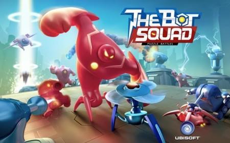 The Bot Squad, el juego de puzles y defensa de torres de Ubisoft con Android como personaje jugable