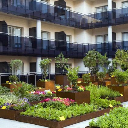 Aprende a crear un huerto urbano - Huerto urbano balcon ...