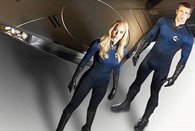 Jessica Alba habla de 'Los 4 Fantásticos 2'