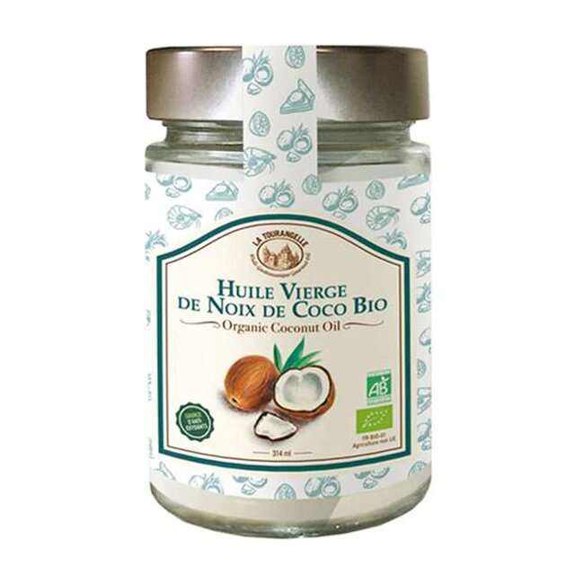 Aceite virgen de coco bio-orgánico La Tourangelle