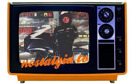 'El halcón callejero', Nostalgia TV