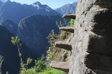 Escaleras Al Infinito De Huayna Picchu