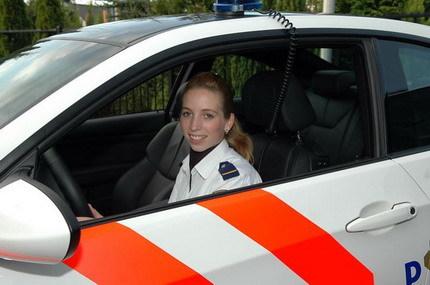 BMW M3 Policía Holandesa