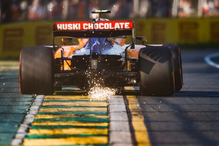 Mclaren Australia F1 2020