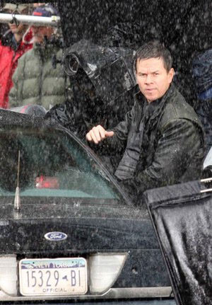 Primera foto de Mark Wahlberg como Max Payne