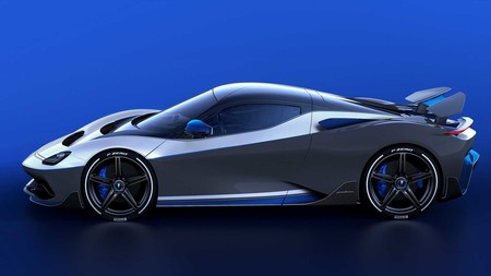 Pininfarina Battista Electrico