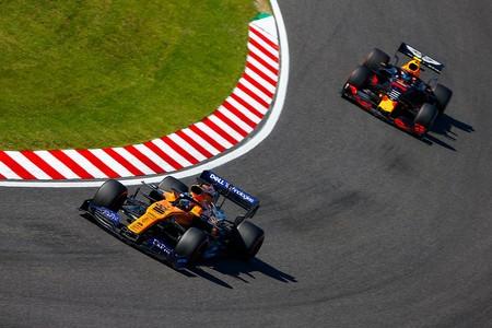 Sainz Albon Japon F1 2019