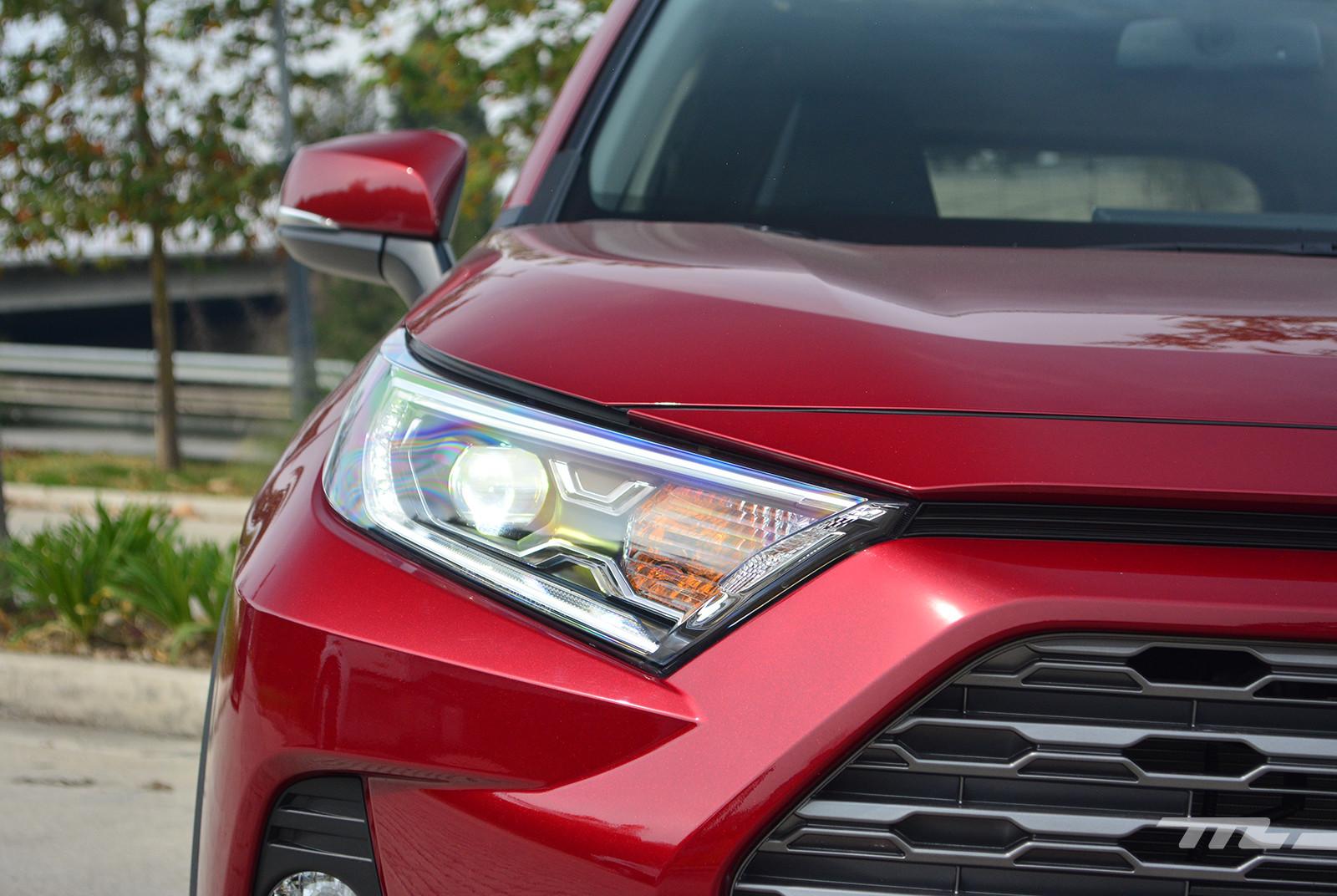 Foto de Toyota RAV4 Hybrid (prueba) (19/21)