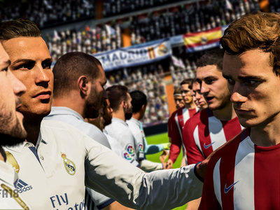 Las características de FIFA 18 en Nintendo Switch al detalle [E3 2017]