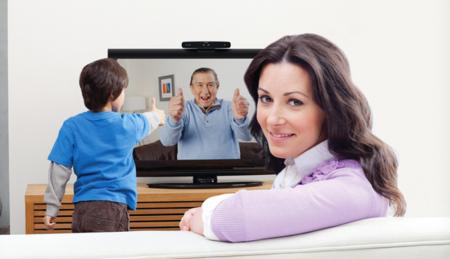 Logitech TV Cam HD nos trae las videoconferencias Skype al salón